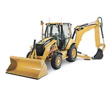 Earthmoving equipment rentals in Marshall County & Northern Alabama