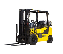 Forklift rentals in Marshall County & Northern Alabama