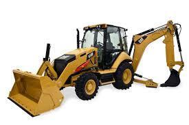 Where to find BACKHOE CAT 416E 4WD in Albertville