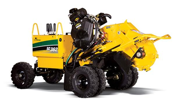 Where to find STUMP GRINDER, VERMEER SC362 in Albertville