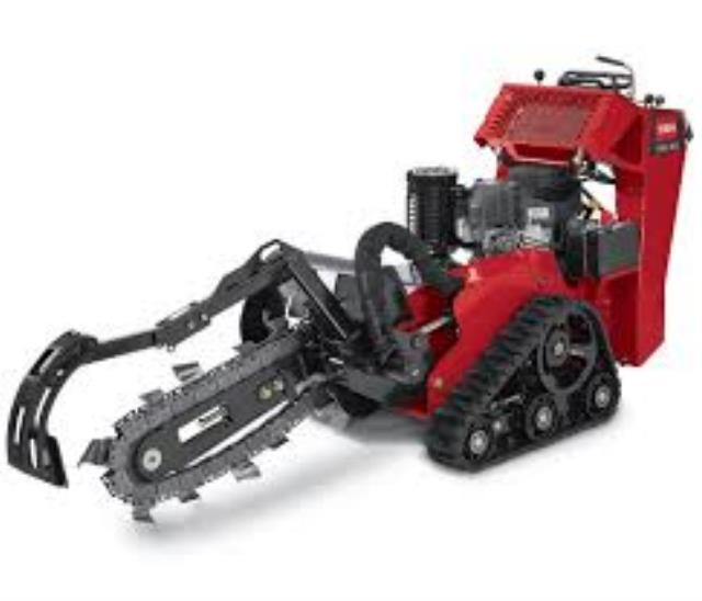 Where to find TRENCHER, TORO TRX-20 WITH TRAILER in Albertville