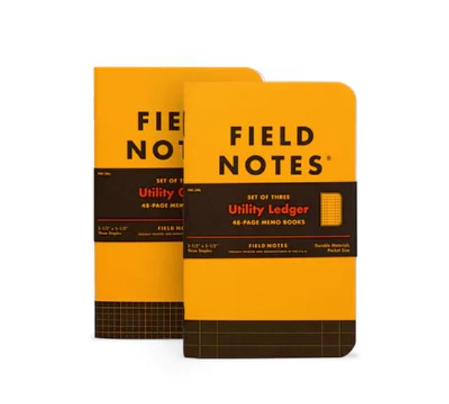 Where to find FIELD NOTES UTILITY GRAPH in Albertville