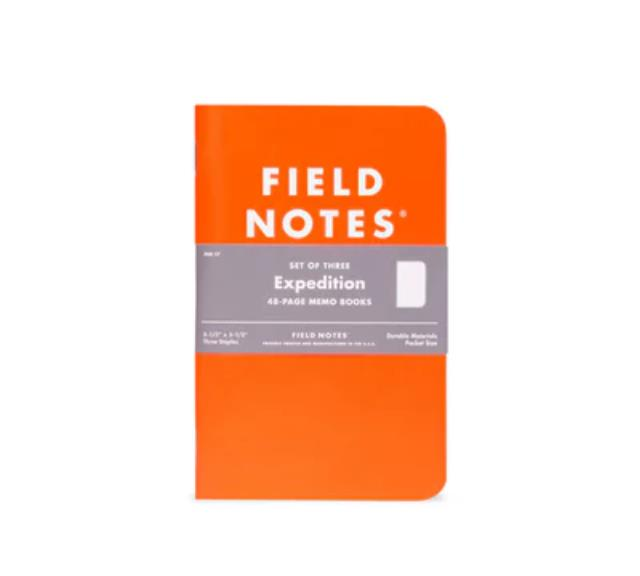 Where to find FIELD NOTES EXPEDITION in Albertville