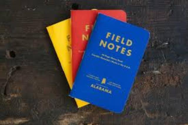 Where to find FIELD NOTES COUNTY FAIR ALABAMA in Albertville