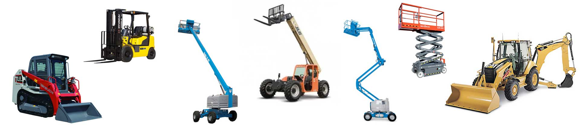 Equipment rentals in Marshall County & Northern Alabama
